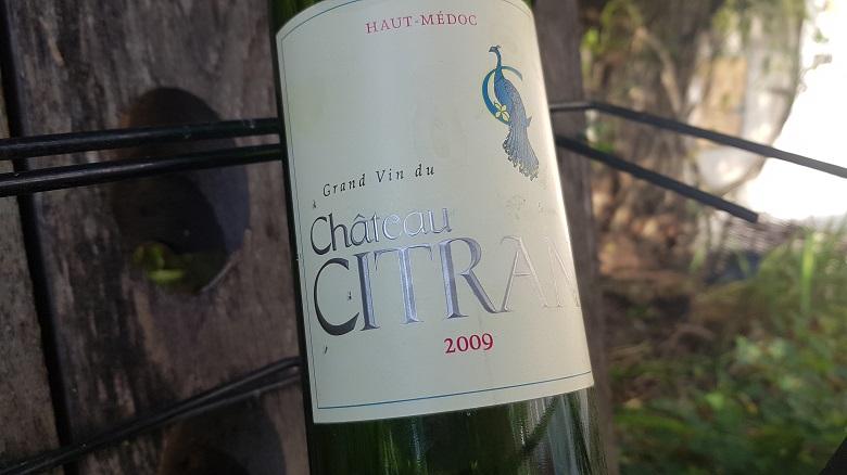 Château Citran 2009