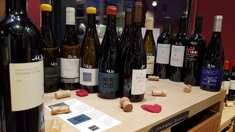 Clos 3/4 Languedoc Roussillon Roc des Anges Olivier Pithon