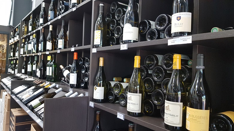 aux secrest des vins coin Vins blancs