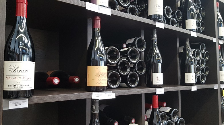 aux secrets des vins coin Vins rouges