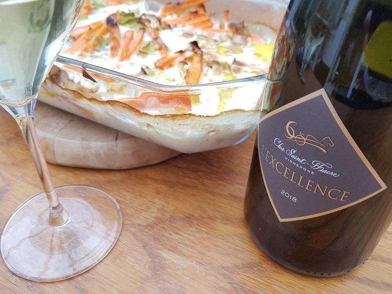 Excellence Chardonnay Clos Saint Fiacre 2