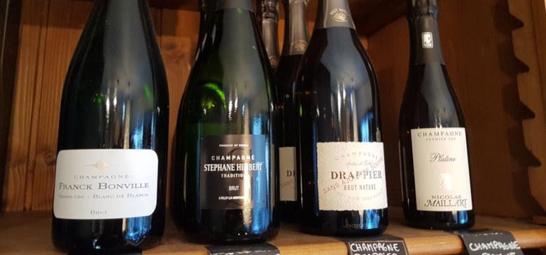 La Cerise sur l'apéro champagnes