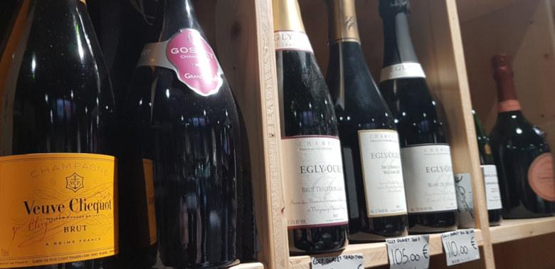 La cave de Jules Champagnes 2