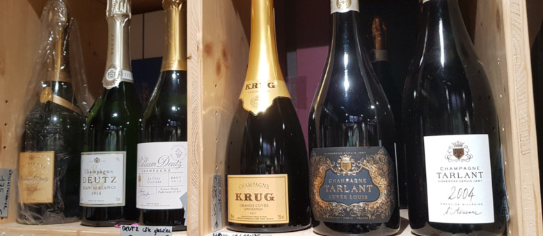 La cave de Jules Champagnes